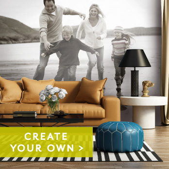 create your own wall mural