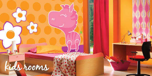 kids rooms murals