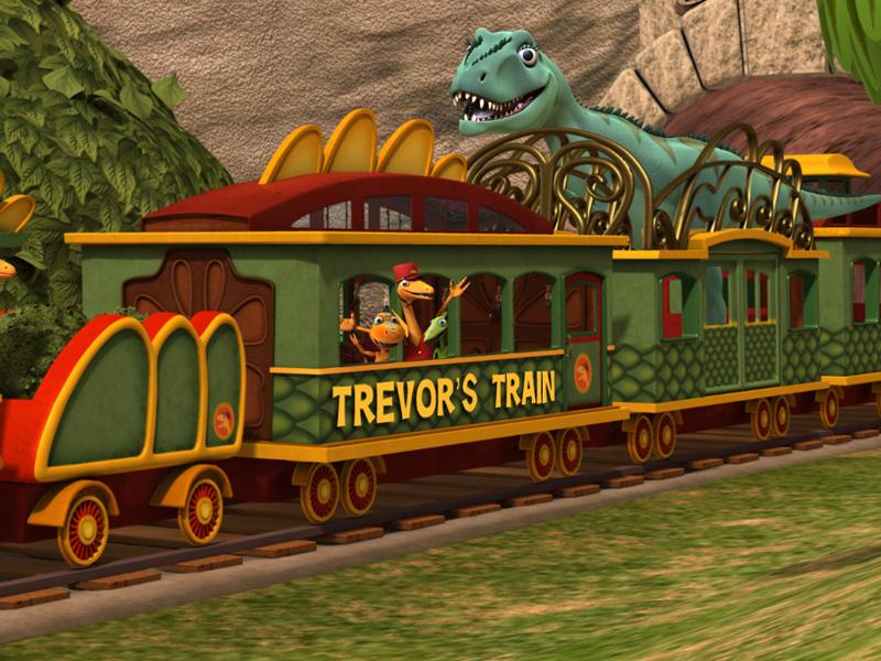 New Dinosaur Train Cake Ideas And Designs